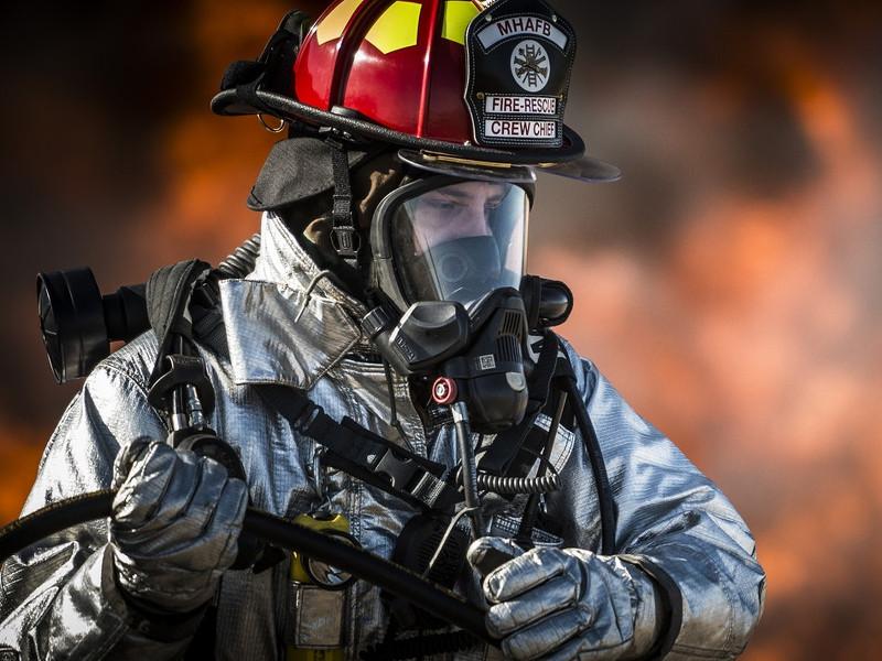 La réalisation du dispositif du système d'alarme incendie
