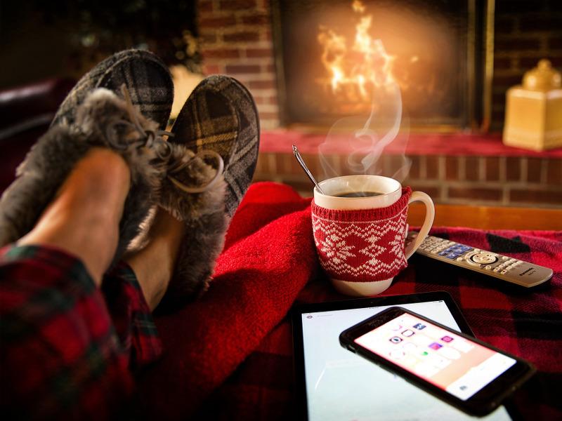 La domotique, meilleure alliée de vos soirées d'hiver