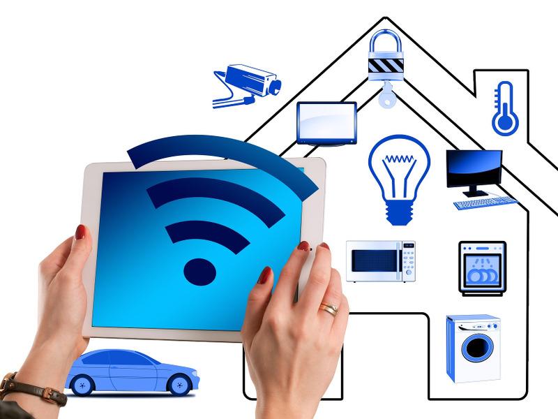 Différence entre maison connectée et maison intelligente