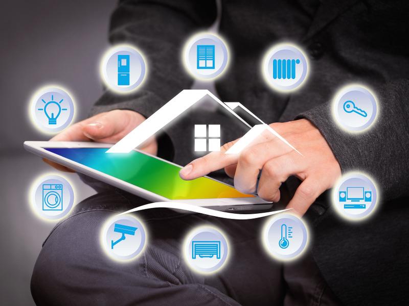 Maison intelligente : produits à installer